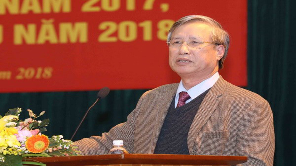 Đồng chí Trần Quốc Vượng làm Thường trực Ban Bí thư